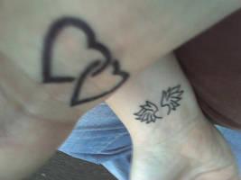 Tattoos by artash