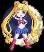 Sailor Moon by Klimene