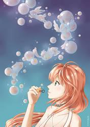 Bubbles by Klimene