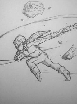 Meta Knight human version