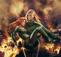 Hero Challenge by Shilozart