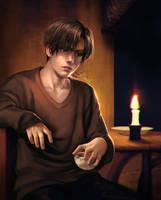 Levi by Shilozart