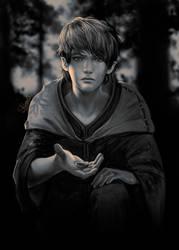 Frodo by Shilozart