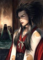 Tahomaru [ Dororo ] by Shilozart