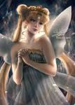 Sailor Moon by Shilozart
