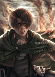 Levi - Season 3 by Shilozart