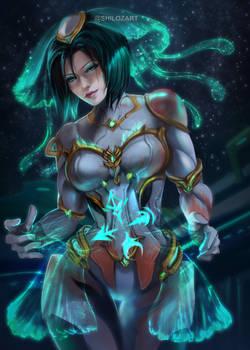 Ivara Prime [ Warframe ]