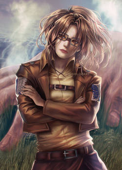 Hanji [ Attack on Titan ]