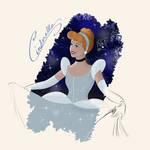 Disney Magic Watercolor Collection: Cinderella