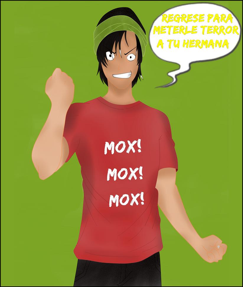 MOX by NightKendry