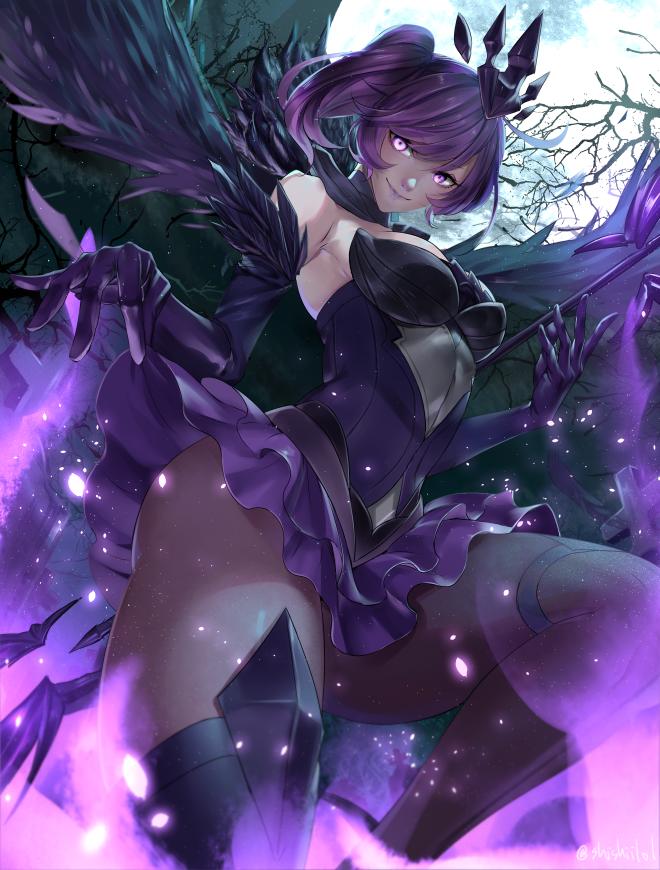 Dark Lux by shishiilol