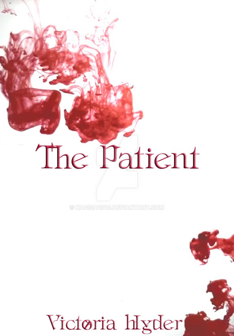 The Patient Book Cover Design