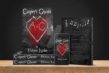 Caspers Ghost's Paperback Edition