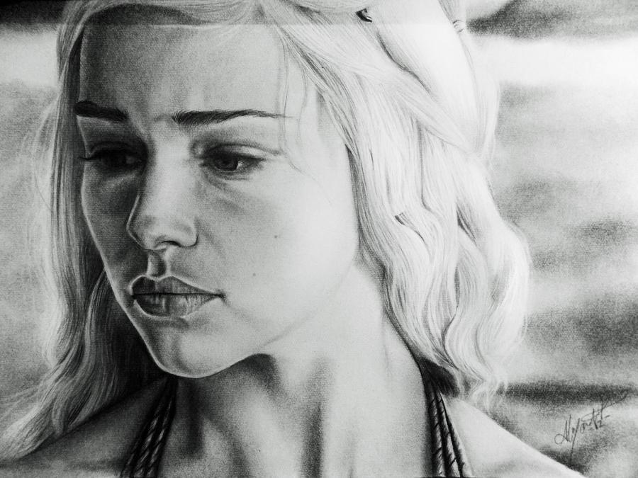 The Khaleesi by alexia034