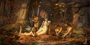 Aphrodite-Work in progress