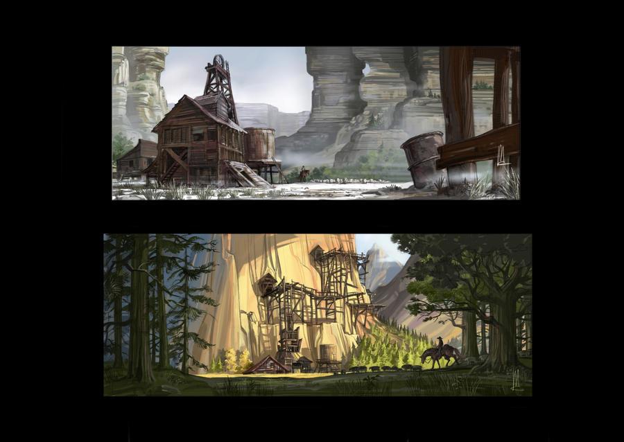 environmental concept 3 by TheBeke