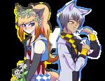 Dex and Daina