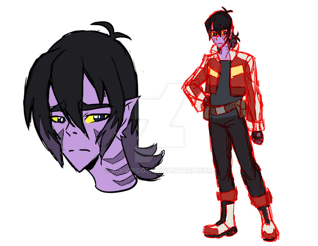 Galra Keith + Video