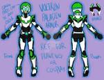 Voltron Paladin Armor Ref