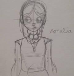 Amelia pt 2 by AngelB0y