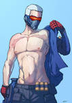 Soldier 76 by qomelo