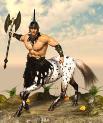 Centaur by SolomonBarroa
