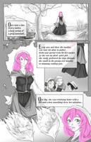 Rosa y Romero -GxL Comic Pg 01- by Narumo