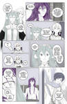 Rosa y Romero -GxL Comic Pg 62- by Narumo