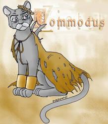 Commodus by Narumo