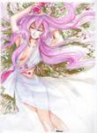 Rose Girl by Narumo