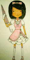 Sweet Lolita Bridgey by geekypnai