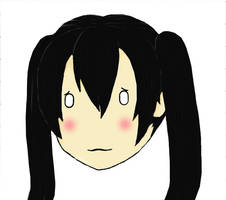 Azusa Nakano by geekypnai