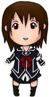 Yuuki: Vampire Knight by geekypnai