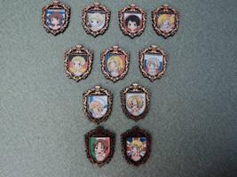 Hetalia Axis Powers Series: Full Set by geekypnai