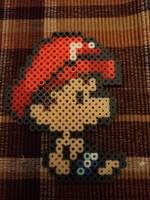 Baby Mario by geekypnai