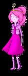 Princess Bubblegum by geekypnai