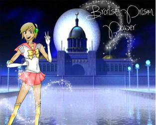 Brofist Prism Power!! by geekypnai