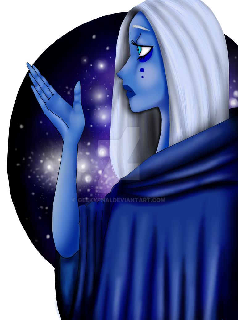 Blue Diamond by geekypnai