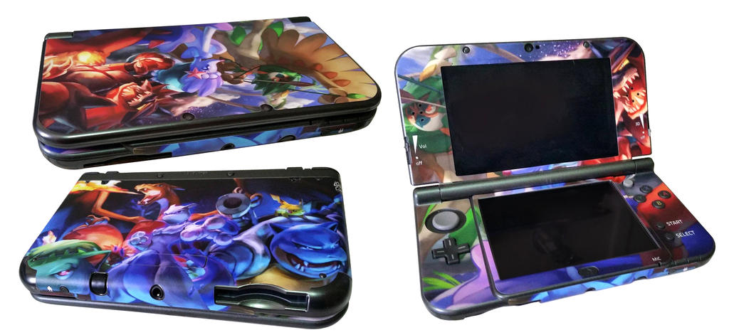 3ds cover by logancure