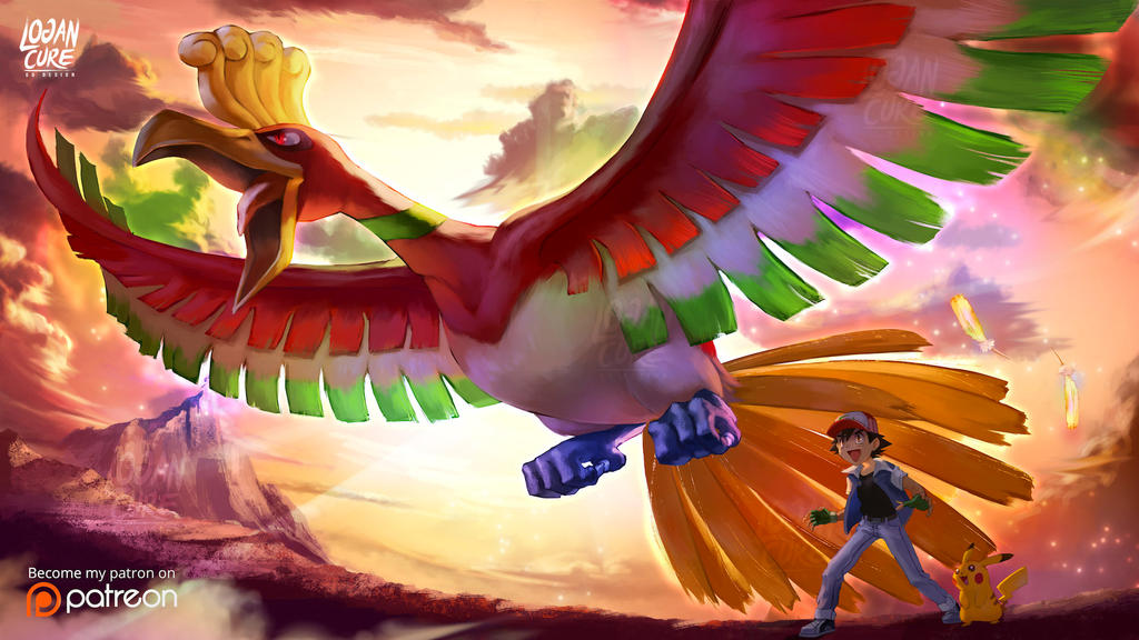 how to get ho-oh in gold
