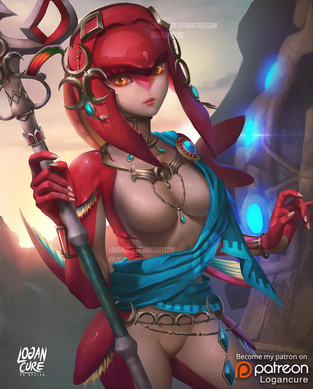 Mipha Sexy