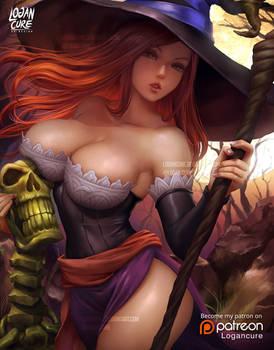 Sorceress Dragon's Crown