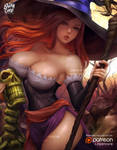 Sorceress Dragon's Crown