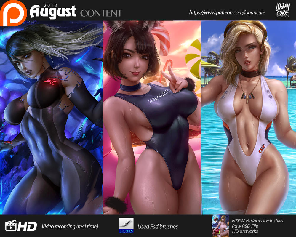 August 2018 by logancure