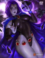 Raven by logancure
