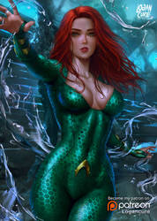 Mera by logancure