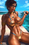 Swimsuit Pharah