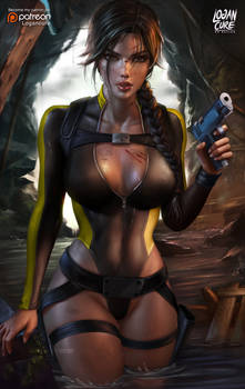 Lara Croft alt.