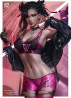 Adult Gym Leader Marnie