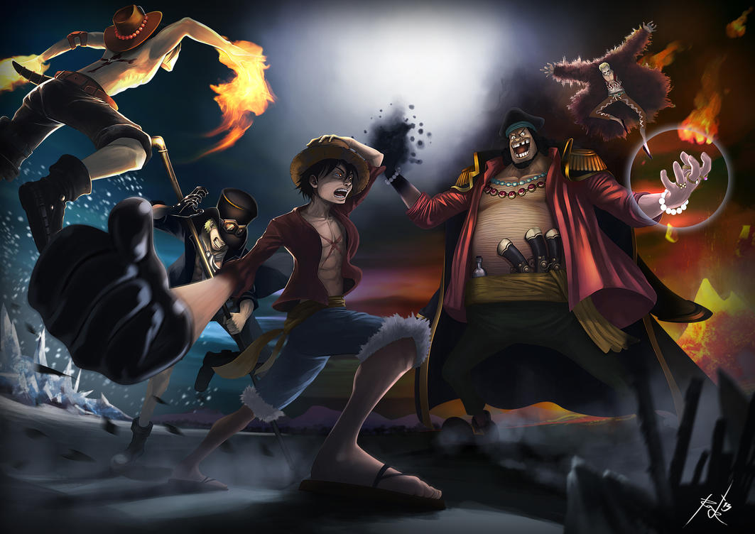 One Piece New World Clash (Updated) By Ripsta22 ...